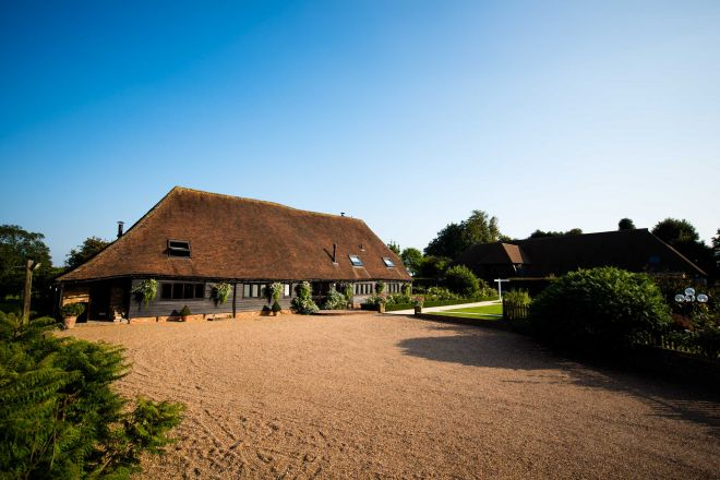 The Old Kent Barn Wedding Venue